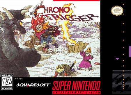 Скачать SNES   Chrono Trigger (RUS) на русском