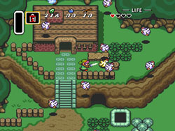 Скачать SNES Legend of Zelda — A Link to the Past (RUS) на русском