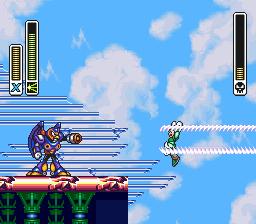 Скачать SNES Mega Man X (RUS) на русском