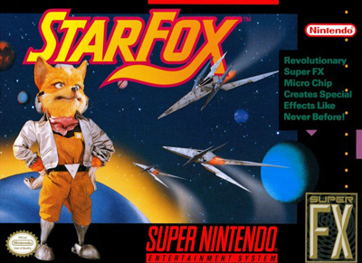 Скачать SNES   Star Fox (RUS) на русском