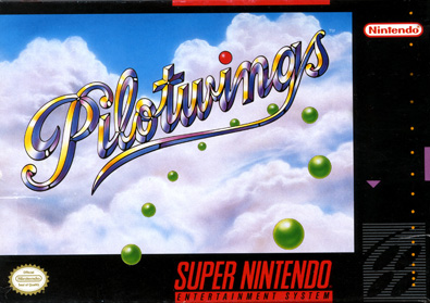 Скачать SNES   Pilotwings (RUS) на русском