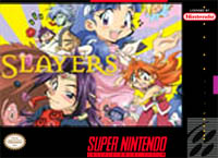 Скачать SNES   Slayers (RUS) на русском
