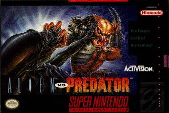 Alien vs. Predator (RUS)