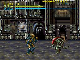Скачать SNES Alien vs. Predator (RUS) на русском