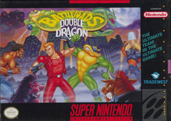 Battletoads & Double Dragon — The Ultimate Team (RUS)