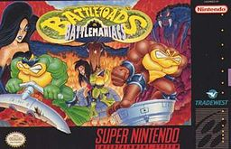 Battletoads in Battlemaniacs (RUS)