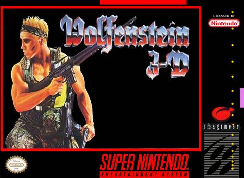 Wolfenstein 3D (RUS)