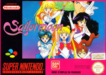Скачать SNES   Bishoujo Senshi Sailor Moon — Another Story (RUS) на русском